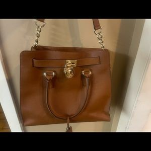 Used MK Hamilton bag. Used maybe 5 or 6 times.